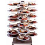 Stojany na taniere