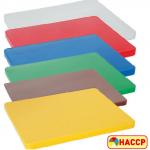 Plastové desky HACCP