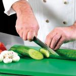 Zelené HACCP nože