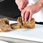 Biele HACCP nože