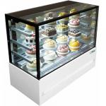 Cukrárenské chladiace vitríny na zákusky