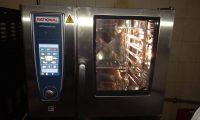 Stefarez reštaurácia a penzión, Veľký Meder - Rational SCC61, dodávka, montáž, zaškolenie