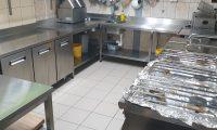 Fast Food Gyros, Kolárovo - kompletná renovácia rýchleho občerstvenia