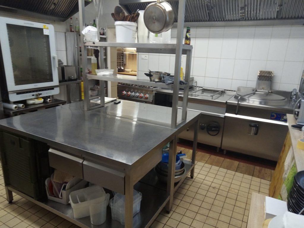 Szarvas pizzeria & restaurant, Ohrady - renovácia kuchyne